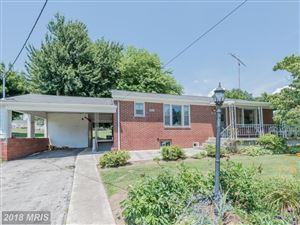 Photo of 3236 MAPLE AVE, MANCHESTER, MD 21102 (MLS # CR10128781)
