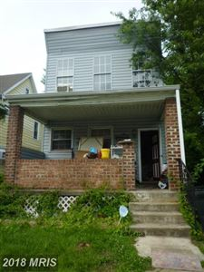 Photo of 3524 OLD FREDERICK RD, BALTIMORE, MD 21229 (MLS # BA10274787)