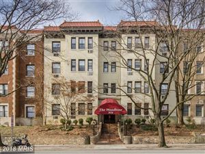 Photo of 3616 CONNECTICUT AVE NW #207, WASHINGTON, DC 20008 (MLS # DC10224787)