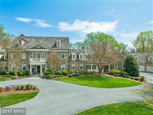 Photo of 8610 COUNTRY CLUB DR, BETHESDA, MD 20817 (MLS # MC9630788)