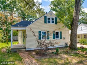 Photo of 515 MANOR RD, GLEN BURNIE, MD 21061 (MLS # AA10279789)