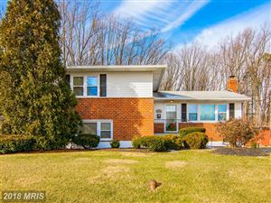 Photo of 724 SHELLEY RD, TOWSON, MD 21286 (MLS # BC10129789)