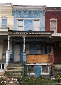 Photo of 2810 NORTH AVE, BALTIMORE, MD 21216 (MLS # BA10120790)