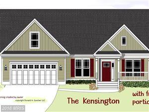 Photo of 123 LAND OR DR #THE KENSINGTON, RUTHER GLEN, VA 22546 (MLS # CV10134793)