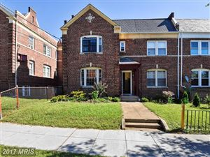 Photo of 4013 8TH ST NE #1, WASHINGTON, DC 20017 (MLS # DC10103793)