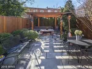 Photo of 1618 32ND ST NW, WASHINGTON, DC 20007 (MLS # DC10131793)