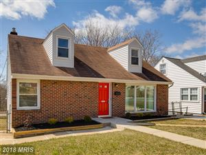 Photo of 5223 PEMBROKE AVE, BALTIMORE, MD 21207 (MLS # BC10183796)