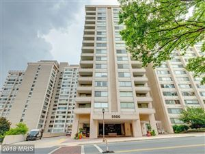 Photo of 5500 FRIENDSHIP BLVD #2014N, CHEVY CHASE, MD 20815 (MLS # MC10321796)