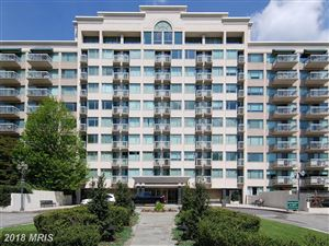 Photo of 5450 WHITLEY PARK TER #HR-703, BETHESDA, MD 20814 (MLS # MC10306797)