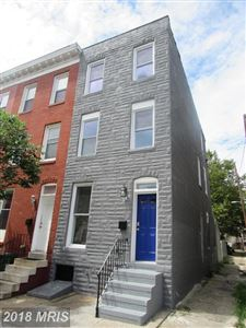 Photo of 304S MOUNT ST, BALTIMORE, MD 21223 (MLS # BA9011798)