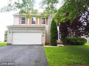Photo of 317 BRUSHWOOD DR, OWINGS MILLS, MD 21117 (MLS # BC10312801)
