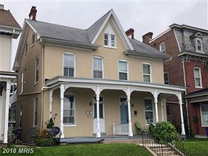Photo of 141 KING ST, HAGERSTOWN, MD 21740 (MLS # WA10324801)