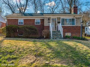Photo of 9911 LIGHT DR, SILVER SPRING, MD 20903 (MLS # MC10181804)