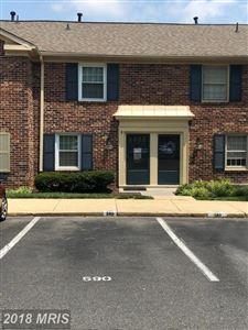 Photo of 8414 PENSHURST DR #590, SPRINGFIELD, VA 22152 (MLS # FX10273809)