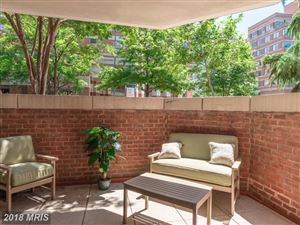 Photo of 2301 N ST NW #112, WASHINGTON, DC 20037 (MLS # DC10269810)