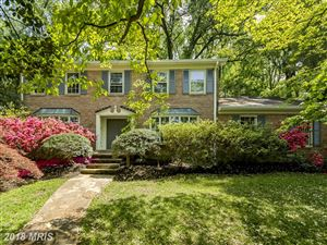 Photo of 3311 GOLDSBORO PL, FALLS CHURCH, VA 22042 (MLS # FX10245810)