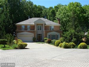 Photo of 10024 CHARTWELL MANOR CT, ROCKVILLE, MD 20854 (MLS # MC9940810)