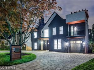 Photo of 3205 COQUELIN TER, CHEVY CHASE, MD 20815 (MLS # MC10301811)
