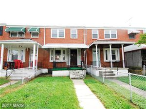 Photo of 233 ORVILLE RD, ESSEX, MD 21221 (MLS # BC10027812)