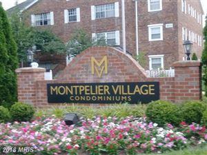 Photo of 4421 ROMLON ST #201, BELTSVILLE, MD 20705 (MLS # PG10298812)