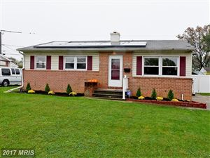 Photo of 1013 CROSBY RD, CATONSVILLE, MD 21228 (MLS # BC10089813)
