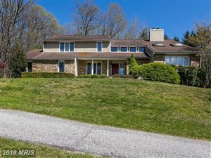 Photo of 2318 SHADED BROOK DR, OWINGS MILLS, MD 21117 (MLS # BC10230814)