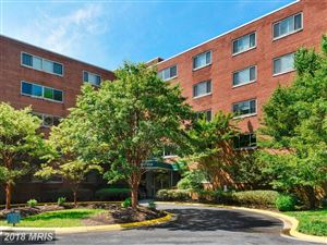 Photo of 5100 DORSET AVE #506, CHEVY CHASE, MD 20815 (MLS # MC10248817)