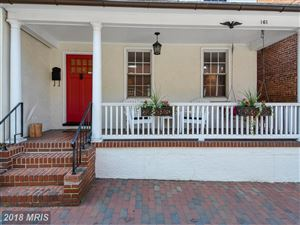 Photo of 161 CONDUIT ST, ANNAPOLIS, MD 21401 (MLS # AA10141819)