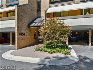 Photo of 4956 SENTINEL DR #9-403, BETHESDA, MD 20816 (MLS # MC10132819)