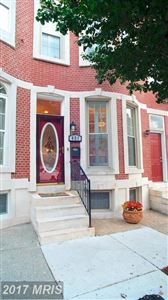 Photo of 421 LUZERNE AVE, BALTIMORE, MD 21224 (MLS # BA10058824)