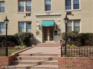 Photo of 3022 WISCONSIN AVE NW #B11, WASHINGTON, DC 20016 (MLS # DC10180825)