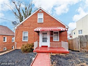 Photo of 4010 ALTON ST, CAPITOL HEIGHTS, MD 20743 (MLS # PG10133827)