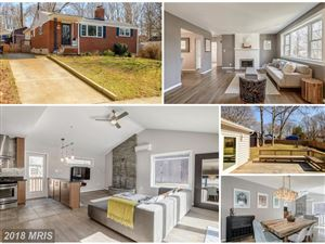Photo of 3815 CAROLYN AVE, FAIRFAX, VA 22031 (MLS # FC10161831)