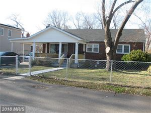Photo of 3109 ORLEANS AVE W, DISTRICT HEIGHTS, MD 20747 (MLS # PG10160832)