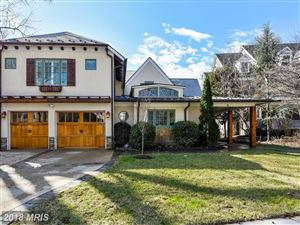 Photo of 6 LELAND CT, CHEVY CHASE, MD 20815 (MLS # MC10166833)