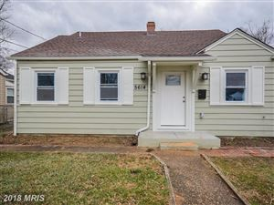 Photo of 5614 30TH AVE, HYATTSVILLE, MD 20782 (MLS # PG10158834)
