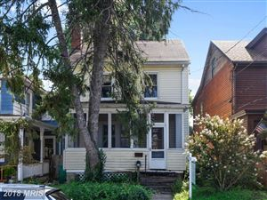 Photo of 14 BREWER AVE, ANNAPOLIS, MD 21401 (MLS # AA10318836)