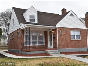 Photo of 5404 WABASH AVE, BALTIMORE, MD 21215 (MLS # BA10120837)