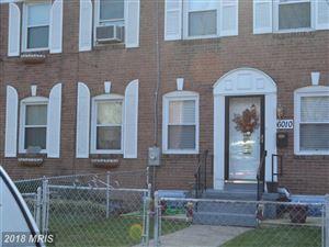 Photo of 6010 EASTERN AVE NE, WASHINGTON, DC 20011 (MLS # DC10209838)