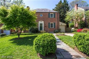 Photo of 3526 WOODBINE ST, CHEVY CHASE, MD 20815 (MLS # MC9929840)
