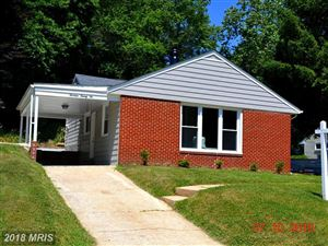 Photo of 1322 GLENDALE RD, BALTIMORE, MD 21239 (MLS # BC10296841)