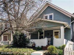 Photo of 14 HILL ST, ANNAPOLIS, MD 21401 (MLS # AA10209843)
