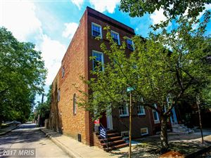Photo of 236 DOLPHIN ST, BALTIMORE, MD 21217 (MLS # BA10032843)