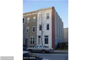 Photo of 342 22ND ST, BALTIMORE, MD 21218 (MLS # BA10319843)