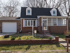 Photo of 4413 REAMY DR, SUITLAND, MD 20746 (MLS # PG10195843)