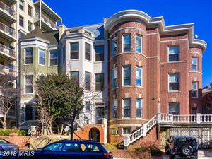 Photo of 2109 19TH ST NW, WASHINGTON, DC 20009 (MLS # DC10142844)