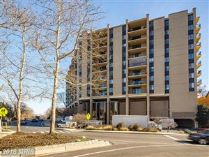 Photo of 4242 EAST WEST HWY #719, CHEVY CHASE, MD 20815 (MLS # MC10122844)