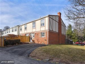 Photo of 3301 TIDEWATER CT #C-20, OLNEY, MD 20832 (MLS # MC10146844)
