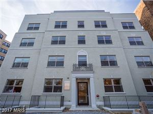Photo of 2434 16TH ST NW #101, WASHINGTON, DC 20009 (MLS # DC10117847)