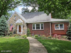 Photo of 10301 CRESTMOOR DR, SILVER SPRING, MD 20901 (MLS # MC10271847)
